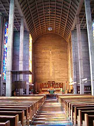 St. Anthony Church: Nave